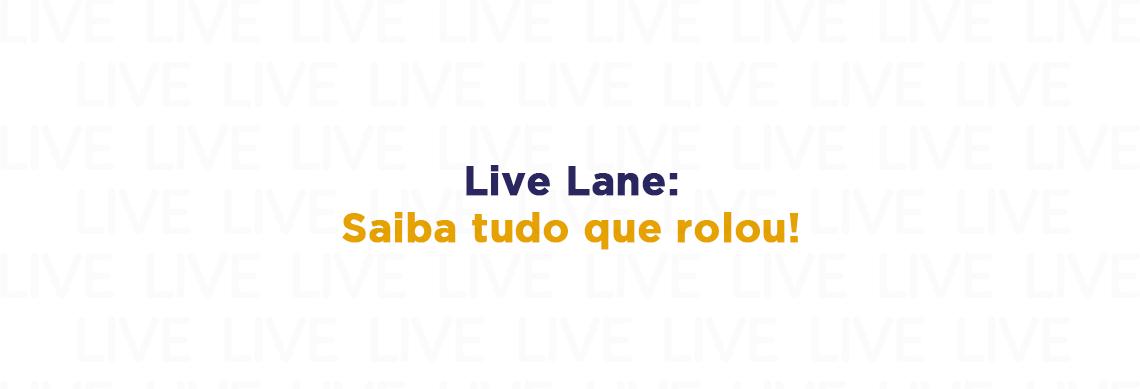Confira tudo o que rolou na nossa Live (com participação da Bia Barcelos)!
